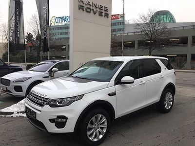 brugt Land Rover Discovery Sport 2,0 SD4 4WD SE Aut.