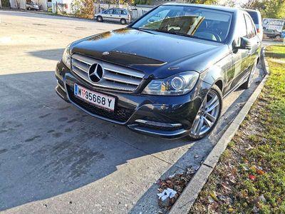 gebraucht Mercedes C180 C-KlasseAvantgarde Limousine