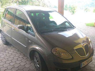 gebraucht Lancia Musa 350, 1.9 Liter Kombi / Family Van,