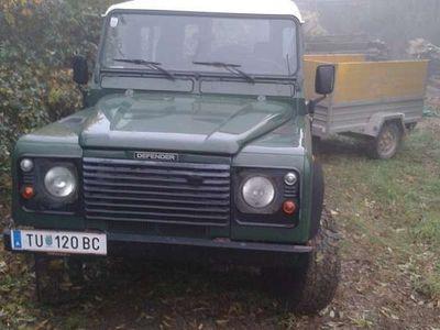 gebraucht Land Rover Defender 110 Kombi / Family Van