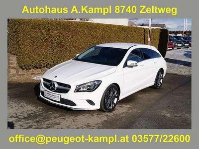 gebraucht Mercedes CLA220 Shooting Brake CLA 220 d Aut.