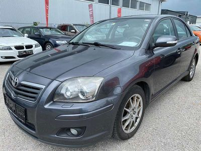 gebraucht Toyota Avensis 2,0 D4-D Linea Sol DPF (Ohne Pickerl) Limousine