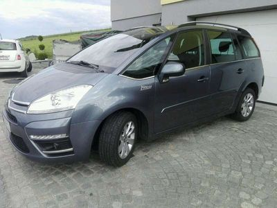 brugt Citroën Grand C4 Picasso Picasso 1,6 HDI Kombi / Family Van,