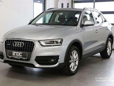 brugt Audi Q3 2,0 TDI quattro Daylight Xenon/Navi/AHK/SHZ/uvm SUV / Geländewagen,