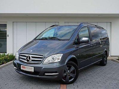 gebraucht Mercedes Viano Trend lang 3,0 CDI BlueEfficiency DPF Aut.