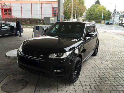 gebraucht Land Rover Range Rover Sport 3,0 D HSE SUV / Geländewagen,