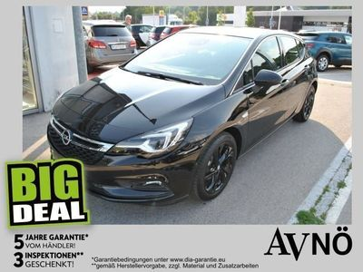 gebraucht Opel Astra 0 Turbo Ecotec Direct Injection Innovat... Limousine