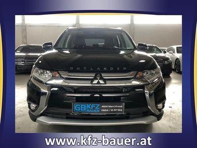 brugt Mitsubishi Outlander 2,2 DI-D Diamond Aut. SUV / Geländewagen,