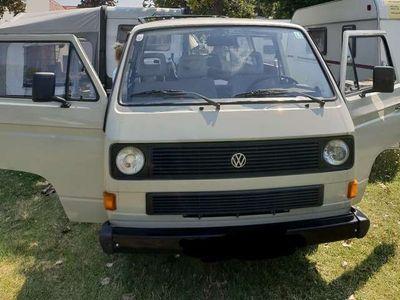 gebraucht VW T3 Kombi 253 TD