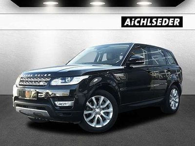 used Land Rover Range Rover Sport 3,0SDV6 292PS HSE