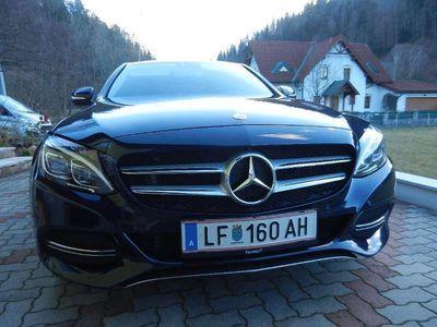 gebraucht Mercedes C250 C-KlasseBlueTEC 4 MATIC Limousine
