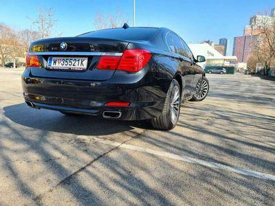 gebraucht BMW 740 740 d F01