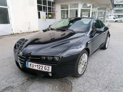 gebraucht Alfa Romeo Brera COUPE 939 JTD PANORAMA LEDER 200PS TOP TOP Sportwagen / Coupé