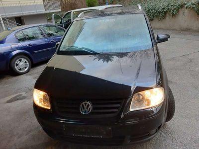 gebraucht VW Touran  Klein-/ Kompaktwagen,