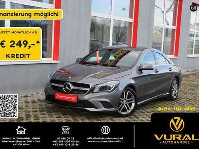 gebraucht Mercedes CLA200 CDI / d Aut. | NAVi | LEDER | BI-XENON | PDC |