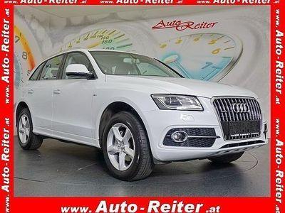 gebraucht Audi Q5 2,0 TDI quattro S-tronic *NP: ~€ 64.800,-* *BI-XENON, NAV