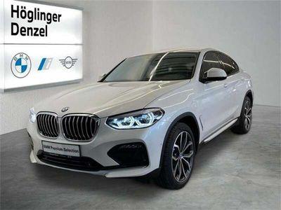 gebraucht BMW X4 xDrive20i