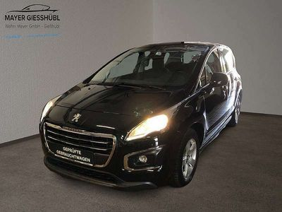 gebraucht Peugeot 3008 1,6 BlueHDi 120 S&S Active