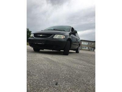 gebraucht Chrysler Grand Voyager 2.5 CRD SE