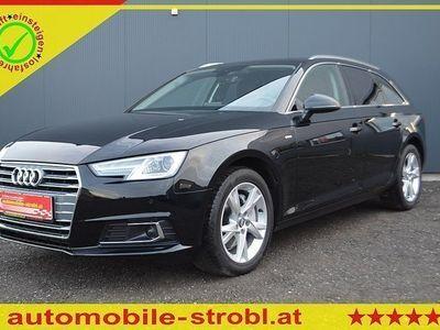 gebraucht Audi A4 Avant 2,0 TDI Sport S-tr. /ACC/Standhzg/Xenon uvm