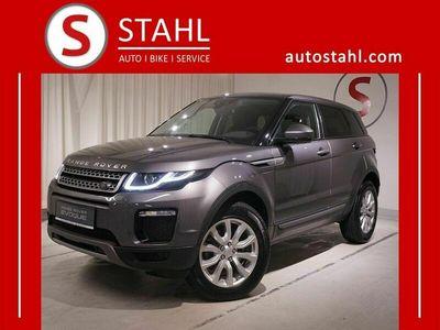 gebraucht Land Rover Range Rover evoque SE 2,0 TD4 Aut. Navi | Auto Stahl Wien 23