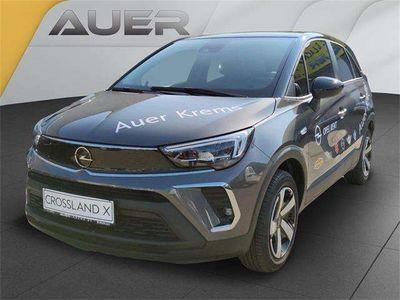 gebraucht Opel Crossland X 1,2 Turbo Business Edition LED KAM TEMP