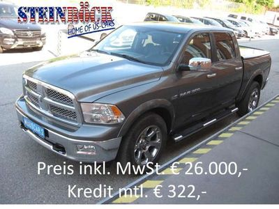 gebraucht Dodge Ram Crew Cab Laramie 22.000€ NETTO