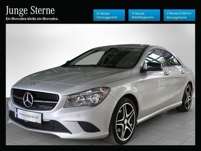 used Mercedes CLA220 d 4MATIC