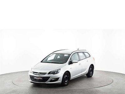 gebraucht Opel Astra ST 1,7 CDTI Ecoflex Edition Start/Stop Kombi / Family Van,