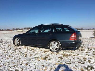 gebraucht Mercedes C270 T Avantgarde CDI AMG