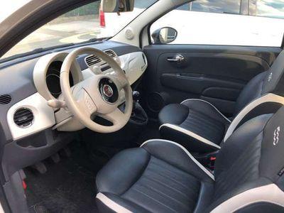 used Fiat 500 Cult Twin Air 105 PS Klein-/ Kompaktwagen,