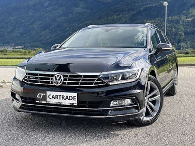 gebraucht VW Passat Variant SCR Highline TDI 4Motion DSG Kombi / Family Van