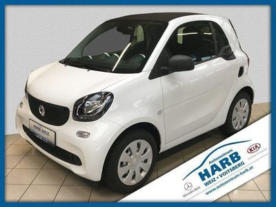 used Smart ForTwo Coupé fortwoLimousine,
