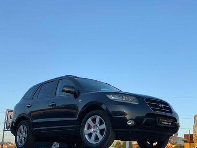 used Hyundai Santa Fe 2,2 CRDi VGT Style 4WD Aut. **Leder*Sitzheizung** SUV / Geländewagen,