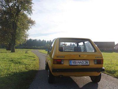 gebraucht VW Golf I Mk 1 Klein-/ Kompaktwagen,