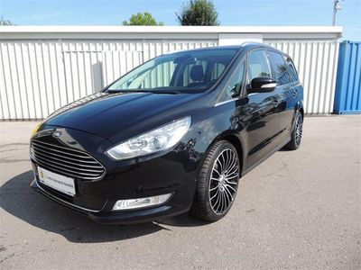used Ford Galaxy 2,0 TDCi Titanium Start/Stop-System Powe... Kombi / Family Van,