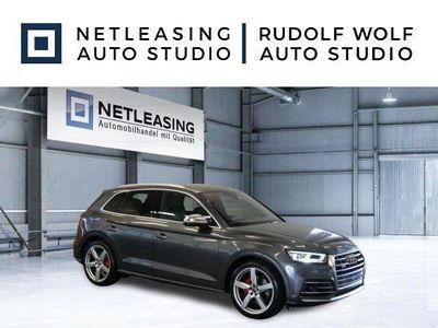 gebraucht Audi SQ5 3.0 TFSI quattro tiptronic Carbon B&O MMIPlu