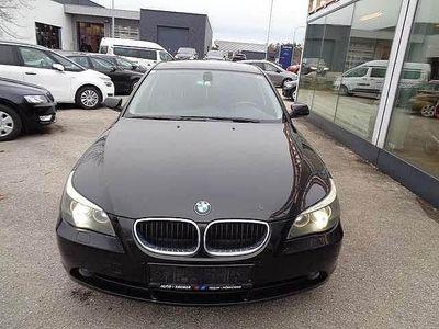 gebraucht BMW 525 5er-Reihe Diesel (E60) Österreich-Paket