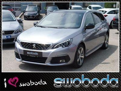 gebraucht Peugeot 308 SW 1,6 BlueHDI 120 GT Line EAT6 S&S Kombi / Family Van,