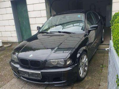 gebraucht BMW 330 3er-Reihe Coupé E46