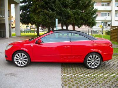 gebraucht Opel Astra Cabriolet Astra Twin TOP 1,9cdti 150PS 2 Besitz / Roadster