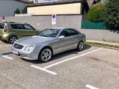gebraucht Mercedes CLK270 Sportwagen / Coupé