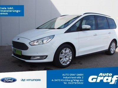 gebraucht Ford Galaxy 2,0 TDCi Trend Start/Stop-System Powershift