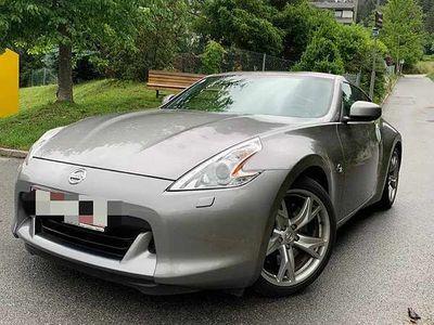 gebraucht Nissan 370Z 3,7 Aut. Pack !SERVICE GEPFLEGT! Sportwagen / Coupé