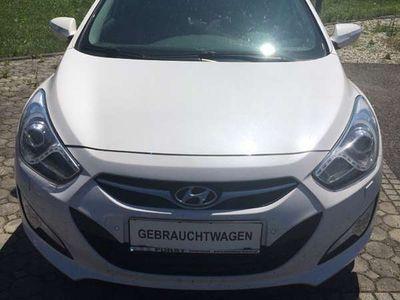 gebraucht Hyundai i40 Style 1,7 CRDi DPF Limousine,
