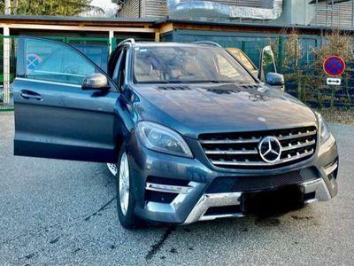 gebraucht Mercedes ML350 BlueTEC 4MATIC Aut. DPF