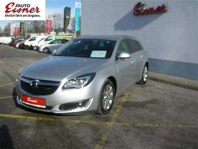 gebraucht Opel Insignia ST 1,6 CDTI ecoflex Cosmo Start/Stop S... Kombi / Family Van,