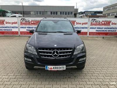 gebraucht Mercedes ML350 M-KlasseCDI 4MATIC Aut. DPF SUV / Geländewagen,