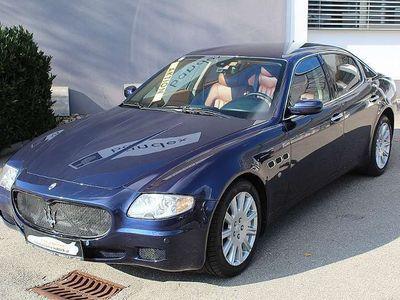 gebraucht Maserati Quattroporte Executive GT Aut.