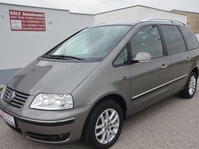 gebraucht VW Sharan 1,9 TDI *Automatik* 7-Sitze*